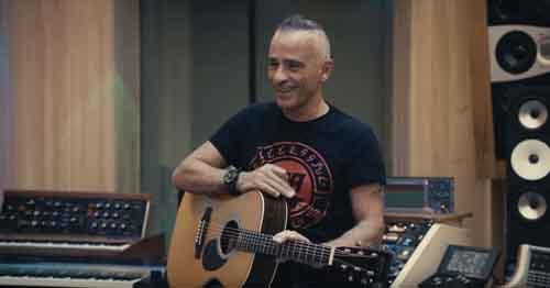 """Su Sky Uno la V° puntata di """"La mia musica"""", il nuovo format di Billboard Italia: protagonista Eros Ramazzotti"""