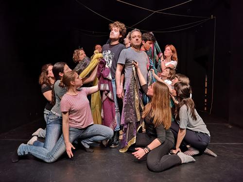 Le Supplici, il capolavoro di Eschilo, al Teatro l'Avogaria di Venezia per la regia di Angelo Callipo