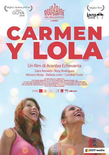 Carmen y Lola il film di Arantxa Echevarría è in uscita nelle sale