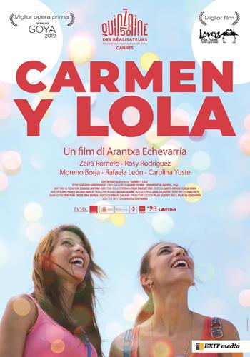 Carmen y Lola, il film di Arantxa Echevarría a breve al cinema