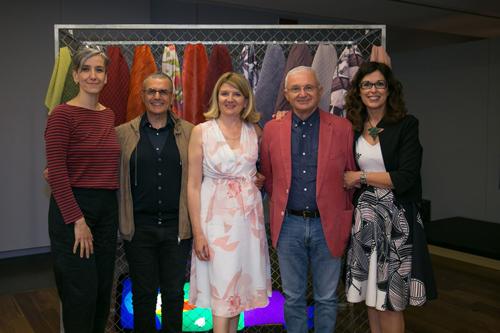 """""""Il Tessuto fra Arte, Design e Impresa"""", l'incontro promosso da Dino Zoli Textile e Fondazione Dino Zoli"""