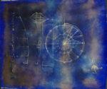 Leonardo ad Arcetri nella pittura di Corrado Veneziano