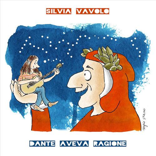 Dante aveva ragione, il nuovo singolo di Silvia Vavolo in rotazione radiofonica e disponibile in digital download