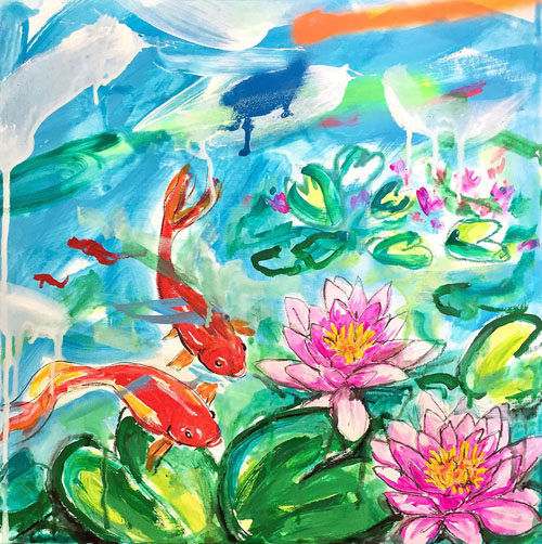IN / NATURA, le opere di Rodolfo Liprandi ed Ersilia Sarrecchia in mostra alla Casa di Cura Privata Polispecialistica Villa Verde a Reggio Emilia