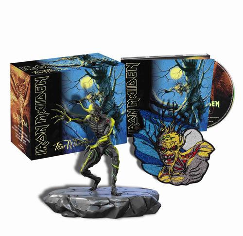 """Iron Maiden, in uscita il 26 luglio il terzo cofanetto """"The Studio Collection – Remastered"""". Disponibile il pre-order"""