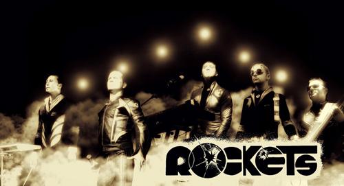 I Rockets presentano alla la Discoteca Laziale di Roma il nuovo album