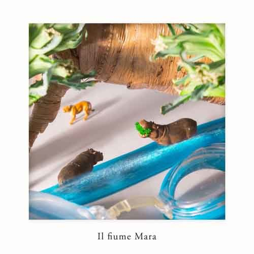 È online il video del singolo Il Fiume Mara, estratto dal primo app-album italiano Elettro Acqua 3D di Marco Di Noia e di Stefano Cucchi