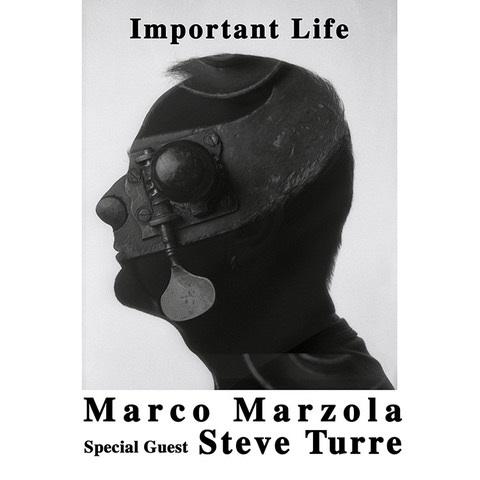 Important Life, l'album di Marco Marzola feat Steve Turre in tutti i digital store