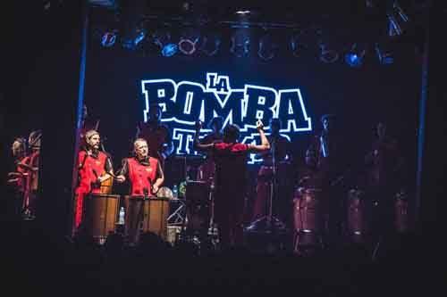 Le 100 percussioni: Officina del Ritmo conexión Buenos Aires