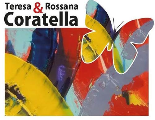 Performance poetico-visiva alla Galleria d'Arte Moderna di Roma La Terra dei Bruchi di Teresa & Rossana Coratella