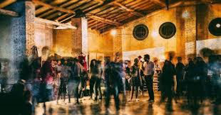 """The Italian Beat VS Goodtimes"" presso i Pinispettinati di Roma"