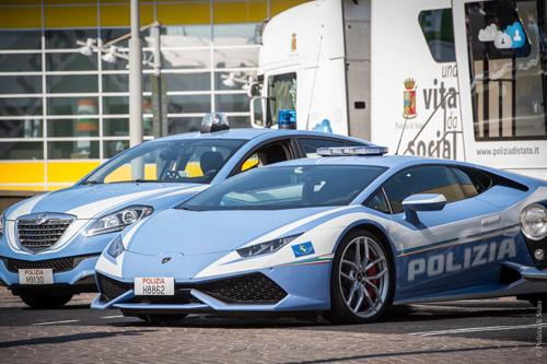 Nel week-end a Porta di Roma protagonista la Polizia di Stato con