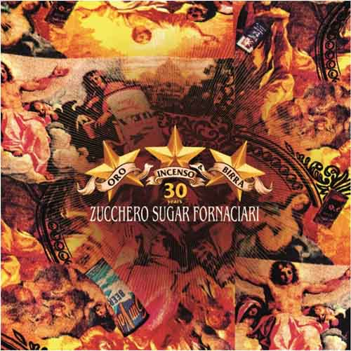 """""""Oro Incenso & Birra 30th Anniversary"""", l'album dei record di Zucchero """"Sugar"""" Fornaciari torna in una nuova veste arricchita"""