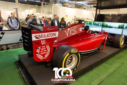 Pilotare una Formula 1 in Campionaria a Padova è possibile. Anteprime e novità e programma di lunedì 3 giugno