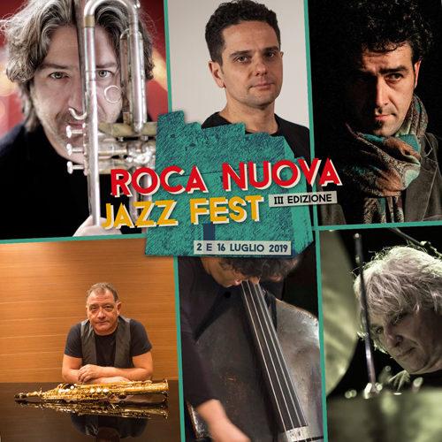 """Cesare Dell'Anna e Roberto Ottaviano protagonisti dei due concerti della III edizione del """"Roca Nuova Jazz Festival"""""""