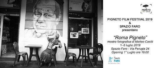 """Mostra fotografica """"Roma Pigneto"""" allo Spazio Faro di Roma"""