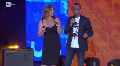 Seat Music Awards Again: domenica 23 giugno in onda su Rai 1 il III appuntamento, condotto da Carlo Conti e Vanessa Incontrada