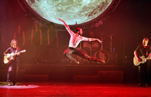 Un'opera rock per sognare: Shine! Pink Floyd Moon