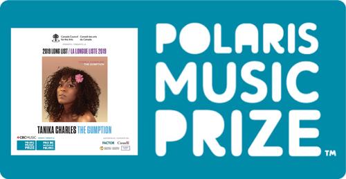 Tanika Charles candidata per il Polaris Music Prize