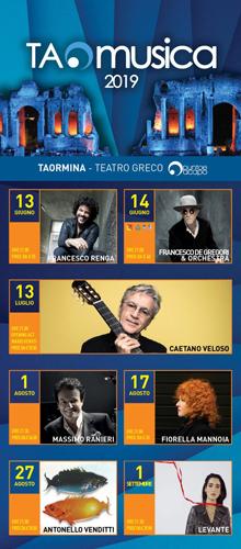 Teatro Antico di Taormina ospiterà TAOMUSICA