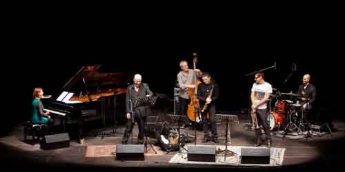 Nel blu dipinto di jazz: Uomini in Frac di Peppe Servillo & Co.