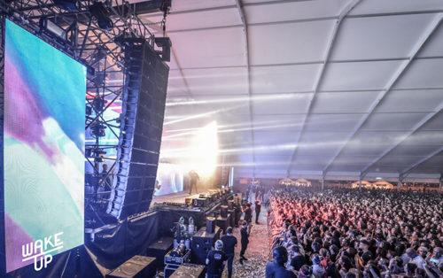 Wake Up 2019, torna a Mondovì il festival di musica elettronica e pop del Nord-Ovest italiano