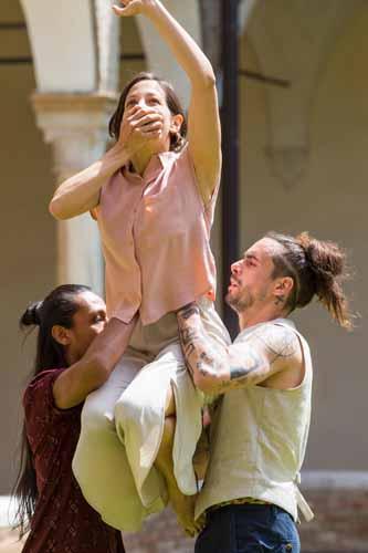 Giovani Artisti per Dante: martedì 11 spettacolo annullato