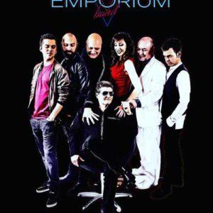 L'Emporium Band in concerto presso i Pinispettinati di Roma