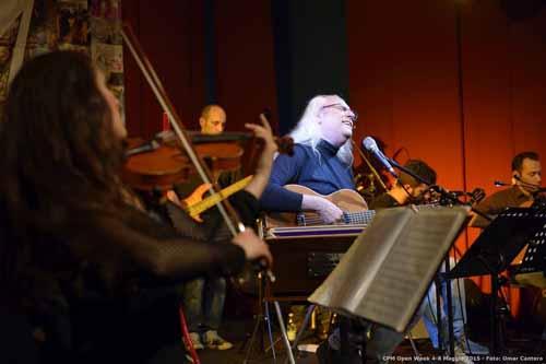 Il CPM festeggia la Musica al Castello Sforzesco di Milano con lo spettacolo Musica Infinita #Cometogether
