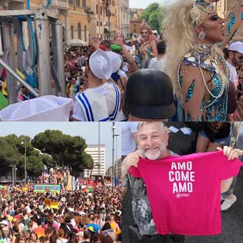 Un Roma Pride 2019 esplosivo
