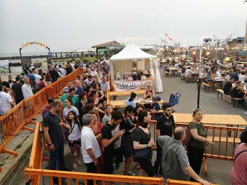 Sagra del Pesce di Fiumicino, oltre 3000 le fritture servite ai tavoli alla 49esima edizione