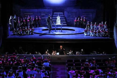 La Turandot del progetto Scuola Incanto arriva al Teatro Romano di Ostia Antica