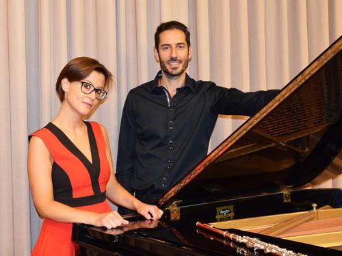 """Concerto del duo Rainelli-Snider nell'ambito di """"Vivere il Parco"""""""
