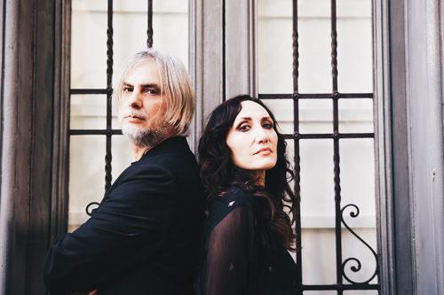 """Marina Rei e Paolo Benvegnù inaugurano la rassegna """"Luci su Fortuna"""" di Artcity – estate 2019 a Palestrina"""