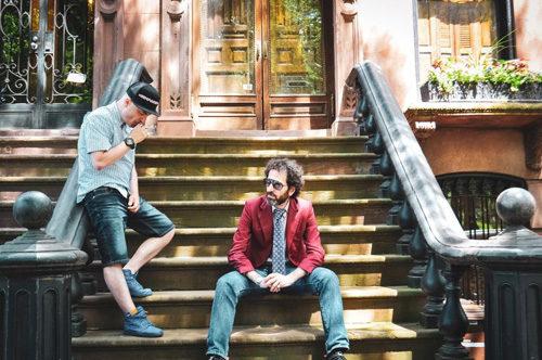 Stray Bop, il nuovo disco del duo jazz- hip hop Bardamù