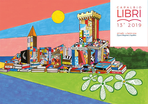 Capalbio Libri 2019: il programma della XIII edizione dal 26 luglio al 4 agosto