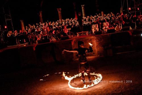 Carmina Burana – Le Origini, il concerto alla Cavea del Parco della Musica per il Roma Summer Fest in programma per il 30 luglio
