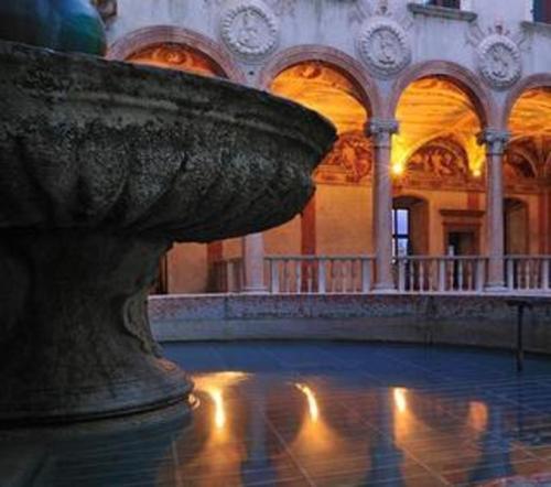 Cinema sotto le stelIe al Castello del Buonconsiglio