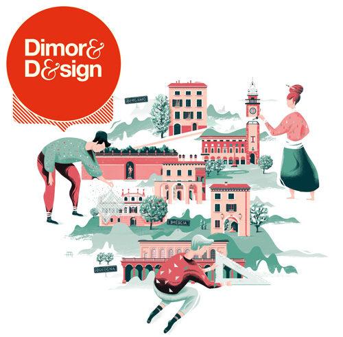 DimoreDesign 2019, l'appuntamento tra Bergamo, Brescia e Bologna
