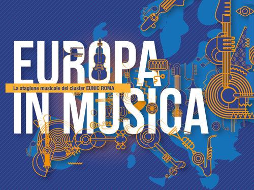 EUROPA IN MUSICA: la stagione musicale del cluster EUNIC Roma