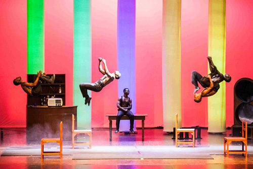 """""""The Black Blues Brothers"""", un vero blockbuster del teatro in partenza per il Fringe di Edimburgo prima di riprendere il tour italiano"""