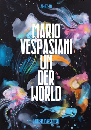 Il mondo sommerso di Mario Vespasiani