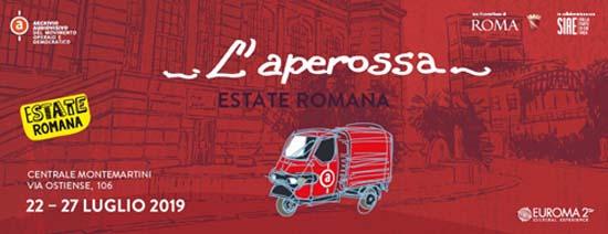 L'Aperossa torna a Roma con musica, reading teatrali, esplorazioni urbane