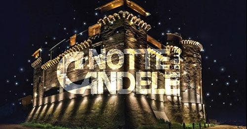 La notte delle candele in polvere al Castello di Santa Severa