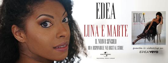 Luna e Marte è il nuovo singolo di Edea