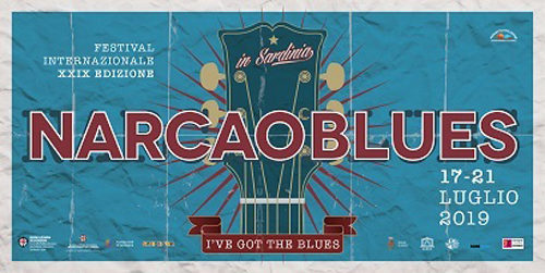 Al via a Narcao il ventinovesimo festival Narcao Blues