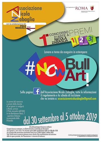 Non Bullarti, concorso per artisti Premio Nicola Zabaglia