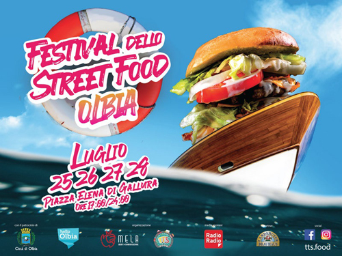 Olbia Festival Street Food ai nastri di partenza