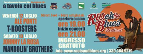 RIOck & Blues Festival, due giorni di American Music e Street Food