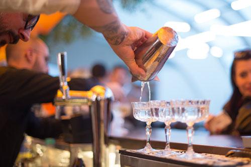 Road to Roma Bar Show: 5000 mq per perdersi nel mondo del beverage. Parco Schuster di Roma il 26 e 27 luglio